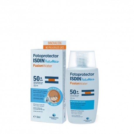 FOTOPROT ISDIN FPS 50 FUSION WATER PEDIAT 50 ML