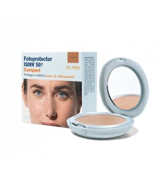 FOTOPROT ISDIN SPF 50 MAQUIL COMPACT OIL-FREE BRONCE 10G