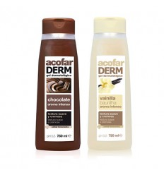 ACOFARDERM GEL DE CHOCOLATE  1 ENVASE 750 ml